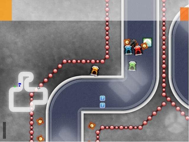 Play Mini-Race
