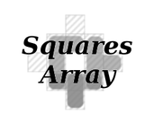 Play Squares Array