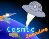 Play Cosmic Invaders
