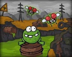 Play Frogout