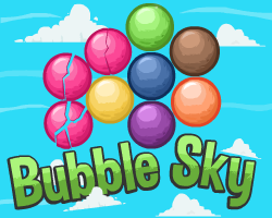 Play Bubble Sky