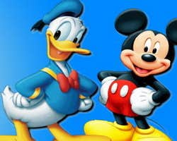Play Mickey Mouse vs Donald Duck