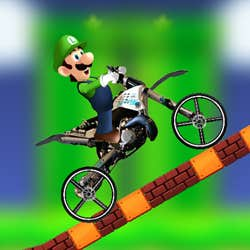 Play Luigi Stunts