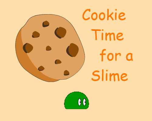 Play Cookie Time for a Slime