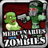 Play Mercenaries VS Zombies