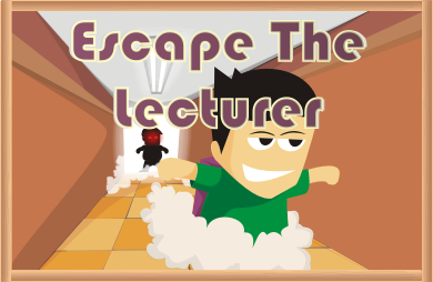 Play Escape The Lecturer