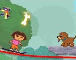 Play Dora Save the Dog
