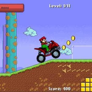 Play Bario ATV mobil