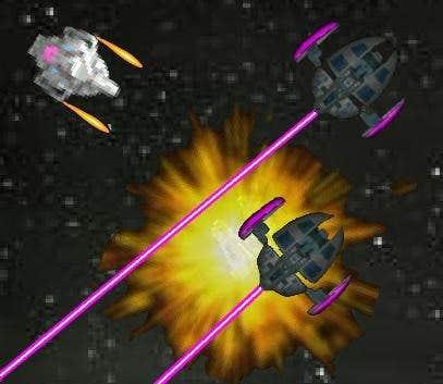 Play FlashTrek: Dominion Wars
