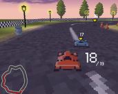 Play Pixel Paper Kart