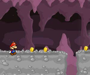 Play Mario Mine Escape
