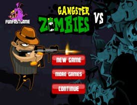 Play Gangster Vs Zombies II