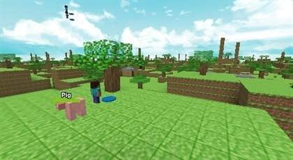 Play minecraft mario