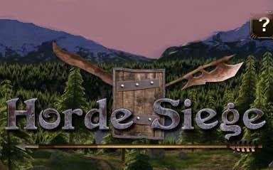 Play Horde Siege