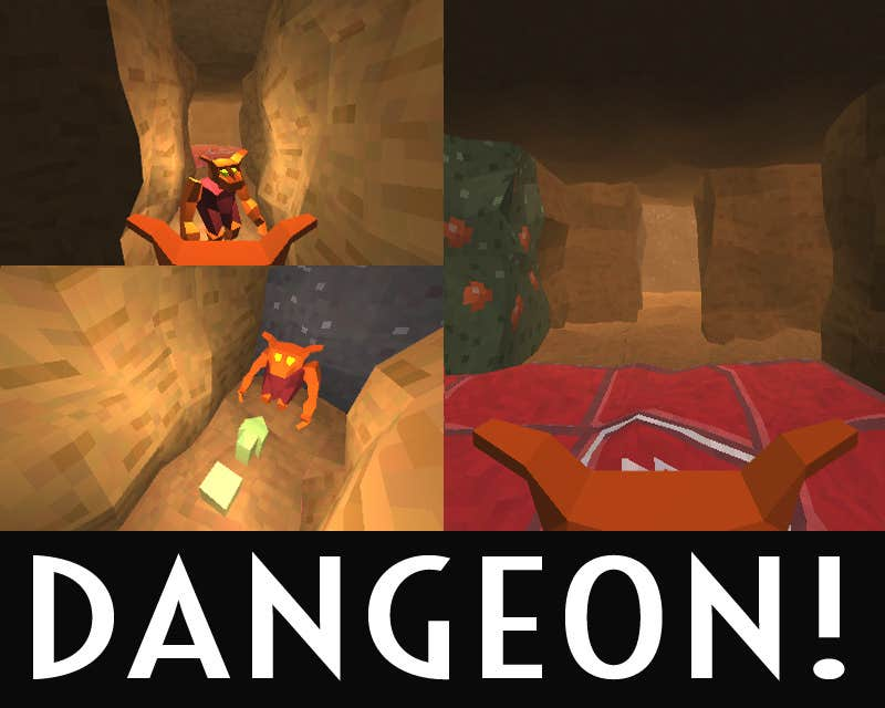 Play DANGEON!