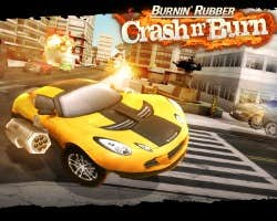 Play Burnin' Rubber Crash n' Burn