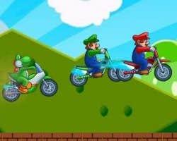 Play Mario Moto X