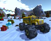 Play Crash Drive 2 Christmas