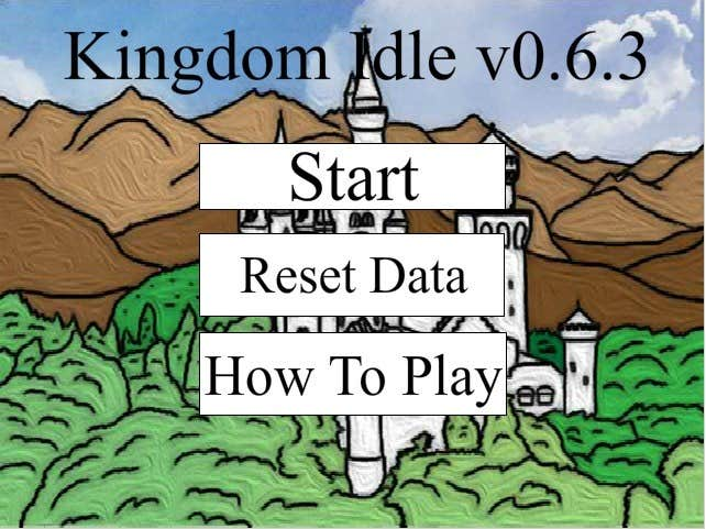 Kingdom Idle