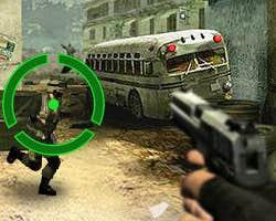 Play Army Sharpshooter