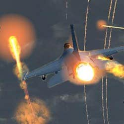Play Air War 3D: Invasion