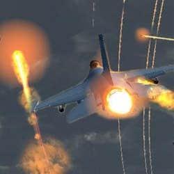 Play Air War 3D: Invasion