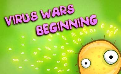 Play Virus Wars: Beginning