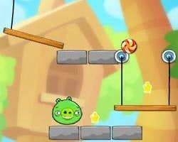 Play Cut Rope Badpig version