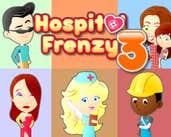 Play Hospital Frenzy 3