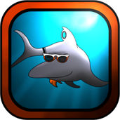 Play Clarck the vegetarian Shark