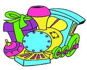 Play Colorful Wagon Coloring Game