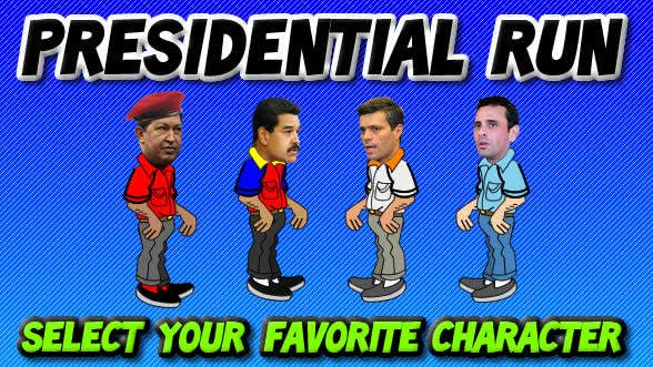 Play Presidential Run