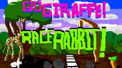 Play Go Giraffe! Race Rabbit!