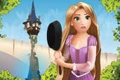 Play Rapunzel Great Makeover