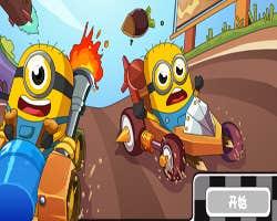 Play Minion Kart