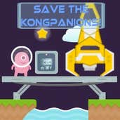 Play Save the Kongpanions!