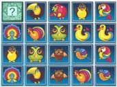 Play Cartoon Birds Memory