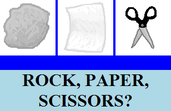 Play Rock, Paper, Scissors!