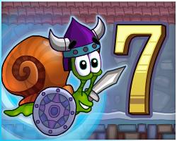 Play Snail Bob 7: Fantasy Story