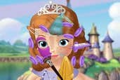 Play Sofia the First Great Makeover