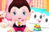 Play Cute Baby Dress