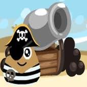 Play Pou Pirate Shot