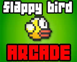 Play Flappy Bird Arcade