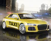 Play City Taxi Driver
