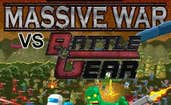 Play MassiveWar Vs BattleGear