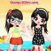 Play Sunflower Girls 2