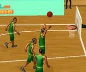Play Basketball Sim 3D