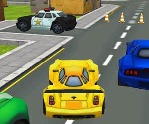 Play Toon Parking