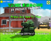 Play Tank Rescue: To Protect the Farm