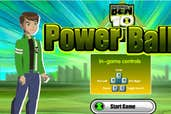 Play Ben10 Power Balls